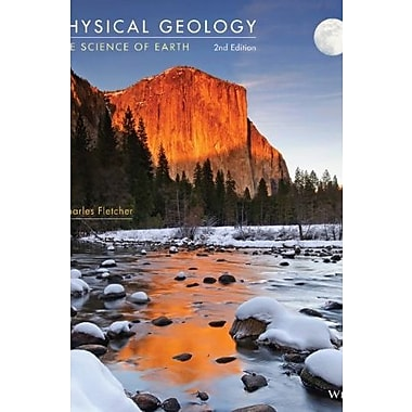 Physical Geology: The Science of Earth, New Book, (9781118559680)