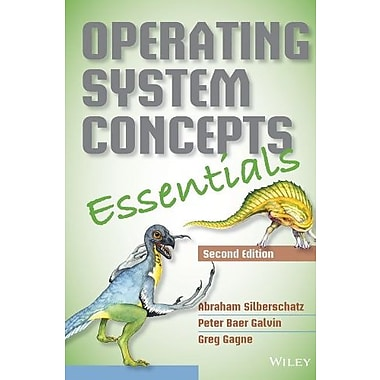 Operating System Concepts Essentials, New Book, (9781118804926)