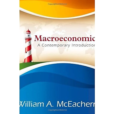 Macroeconomics: A Contemporary Approach, New Book, (9781133188131)