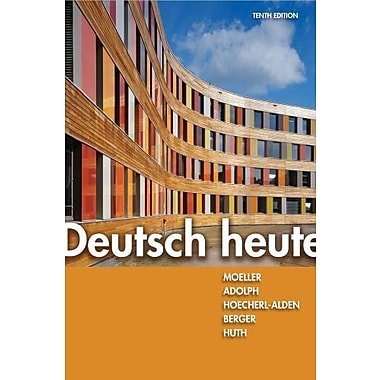 Bundle: Deutsch heute, 10th + iLrn(TM) Printed Access Card, New Book, (9781133218784)