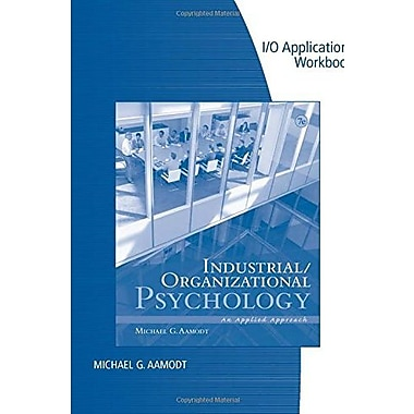Industrial/Organizational Applications Workbook, 7th, New Book, (9781133489054)