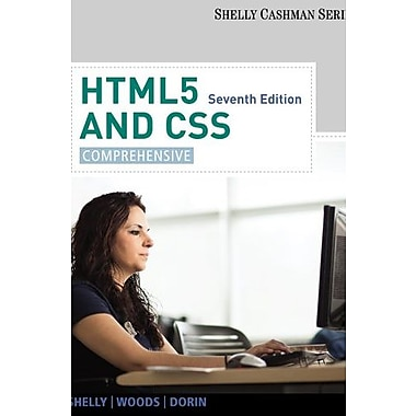 HTML5 and CSS: Comprehensive (Shelly Cashman), Used Book, (9781133526148)