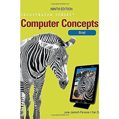 Computer Concepts: Illustrated Brief (Illustrated Series), New Book, (9781133526162)