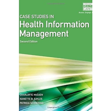 Case Studies for Health Information Management, New Book, (9781133602682)