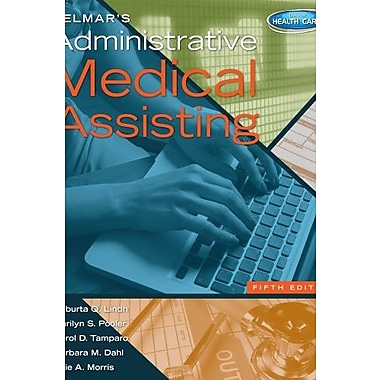 Competency Manual for Administrative Medical Assisting 5th, New Book, (9781133603245)