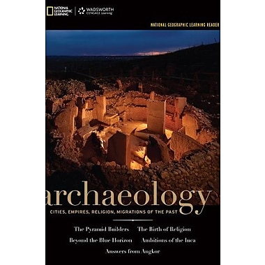 National Geographic Learning Reader: Archaeology (with Printed Access Card), New Book, (9781133603634)