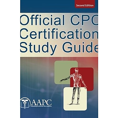 Official CPC Certification Study Guide, New Book, (9781133788942)