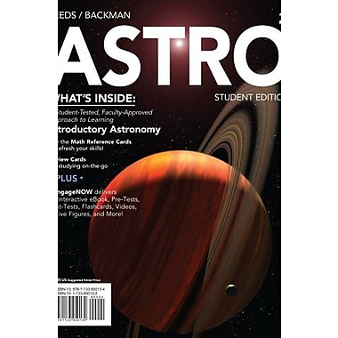 ASTRO 2 (with CengageNOW Printed Access Card) (New, Engaging Titles from 4ltr Press), Used Book, (9781133950134)