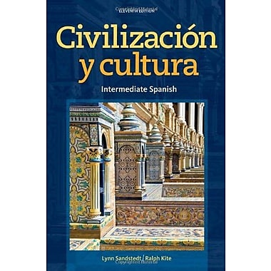 Civilizacion y cultura (Publisher: Cengage Learning)