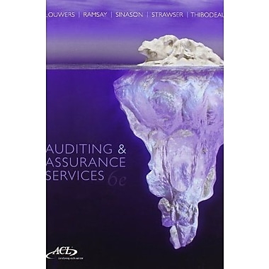 Auditing & Assurance Services with ACL Software Student CD-ROM, Used Book, (9781259197109)