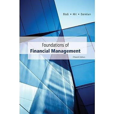 Foundations of Financial Management with Time Value of Money card + Connect Plus