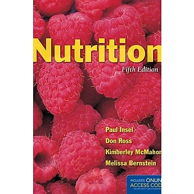 Nutrition (Publisher: Jones & Bartlett Learning)
