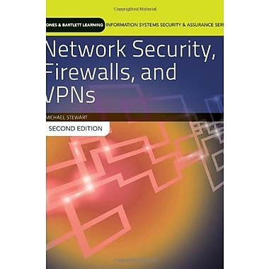 Network Security, Firewalls and Vpns, New Book, (9781284031676)