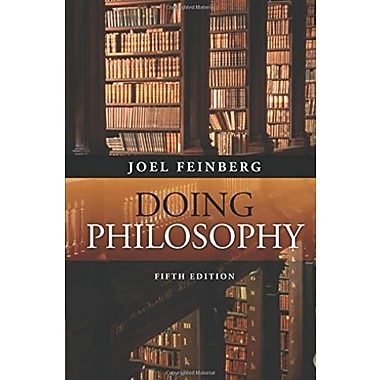 Doing Philosophy, New Book, (9781285055015)