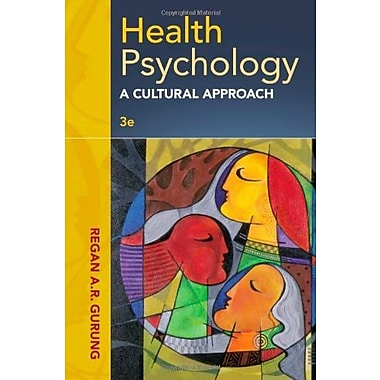 Health Psychology: A Cultural Approach, New Book, (9781285062112)