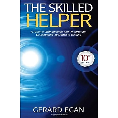 The Skilled Helper: A Problem-Management and Opportunity-Development Approach to Helping, New Book, (9781285065717)