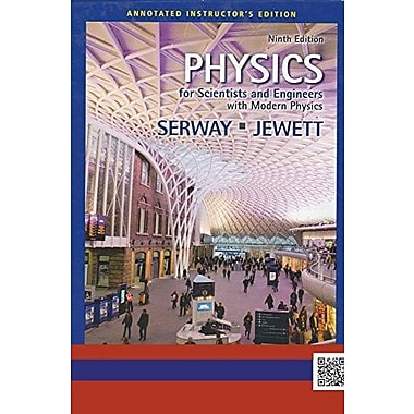 Aie Physics Sci Engin W Modern, New Book, (9781285070537)