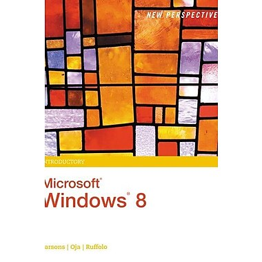 New Perspectives on Microsoft Windows 8, Introductory, New Book, (9781285080888)