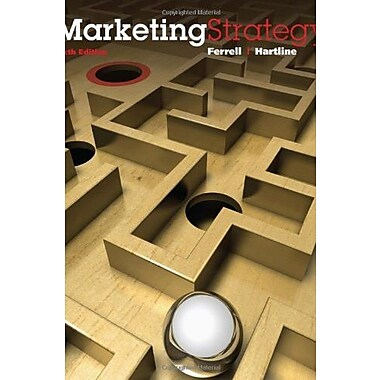 Marketing Strategy, New Book, (9781285084794)