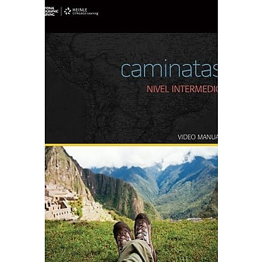 CAMINATAS: Nivel intermedio with DVD (Explore Our New Spanish 1st Editions), New Book, (9781285091792)