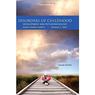 Disorders of Childhood: Development and Psychopathology, New Book, (9781285096063)