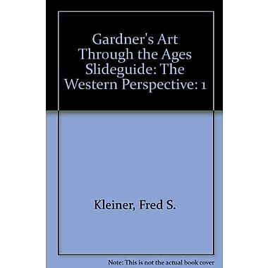 SlideGuide for Gardner's Art through the Ages: The Western Perspective, Volume I, 14th, New Book, (9781285167404)
