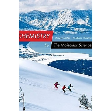Chemistry: The Molecular Science, Used Book, (9781285199047)