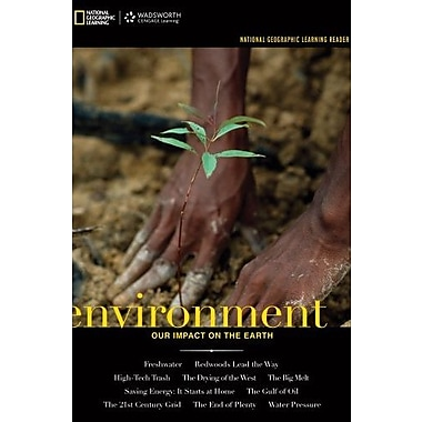 National Geographic Learning Reader: Environment (with eBook Printed Access Card), New Book, (9781285421070)