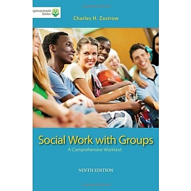 Brooks/Cole Empowerment Series: Social Work with Groups: A Comprehensive Worktext (Book Only)