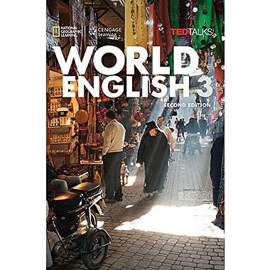 World English 3 Student Book, New Book, (9781285848716)