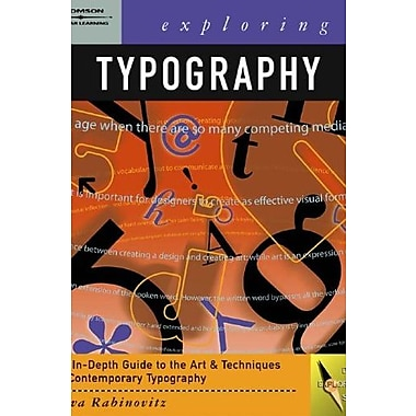 Exploring Typography (Design Exploration Series), Used Book, (9781401815059)