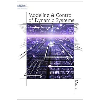Modeling and Control of Dynamic Systems