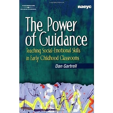 The Power of Guidance: Teaching Social-Emotional Skills in Early Childhood Classrooms, Used Book, (9781401848569)