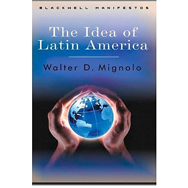 The Idea of Latin America, New Book, (9781405100861)
