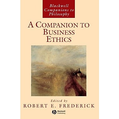 A Companion to Business Ethics