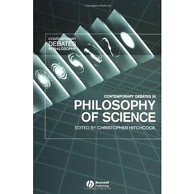 Contemporary Debates in Philosophy of Science, New Book, (9781405101523)