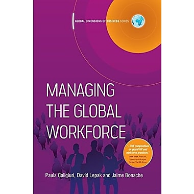 Managing the Global Workforce, New Book, (9781405107327)