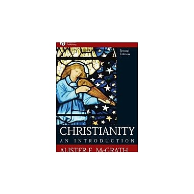 Christianity: An Introduction, New Book, (9781405108997)