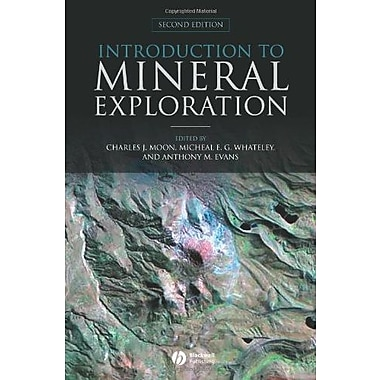 Introduction to Mineral Exploration, New Book, (9781405113175)