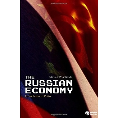 The Russian Economy: From Lenin to Putin, New Book, (9781405113373)