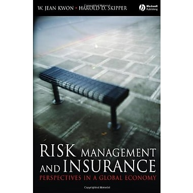 Risk Management and Insurance: Perspectives in a Global Economy, Used Book, (9781405125413)