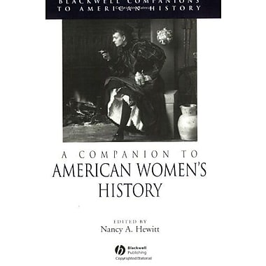 A Companion to American Women's History, New Book, (9781405126854)