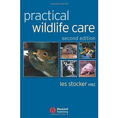 Practical Wildlife Care, New Book, (9781405127493)