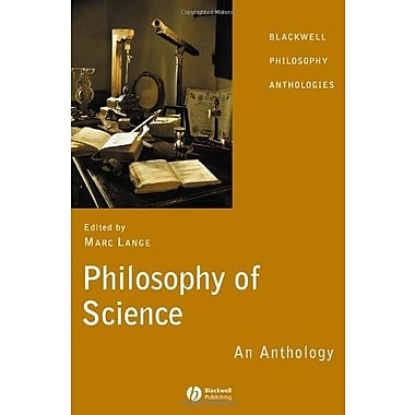 Philosophy of Science: An Anthology, New Book, (9781405130349)