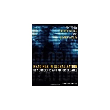 Readings in Globalization: Key Concepts and Major Debates, New Book, (9781405132732)
