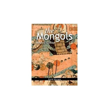 The Mongols, Used Book, (9781405135399)