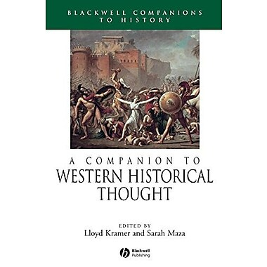 A Companion to Western Historical Thought, Used Book, (9781405149617)