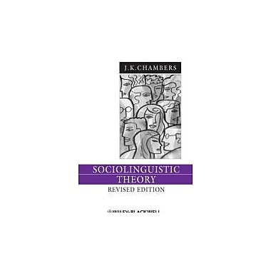Sociolinguistic Theory, Used Book, (9781405152464)