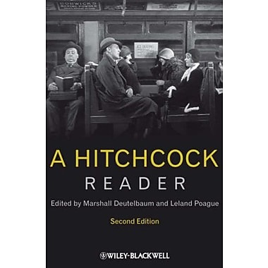 A Hitchcock Reader, New Book, (9781405155571)