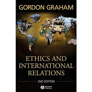Ethics and International Relations, New Book, (9781405159388)